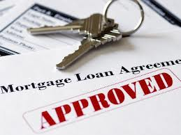 Mortgage approvals 1